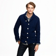 Keep warm while looking cool (courtesy of J Crew)
