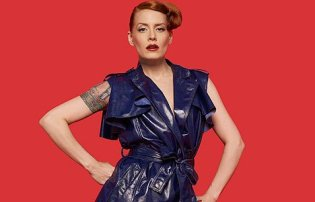 Scissor Sister Ana Matronic comes to Philly (courtesy of the artist)