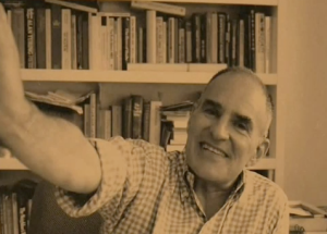 Larry Kramer (courtesy of Equality Forum)